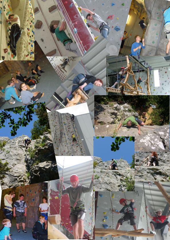 Fachgruppe Klettern