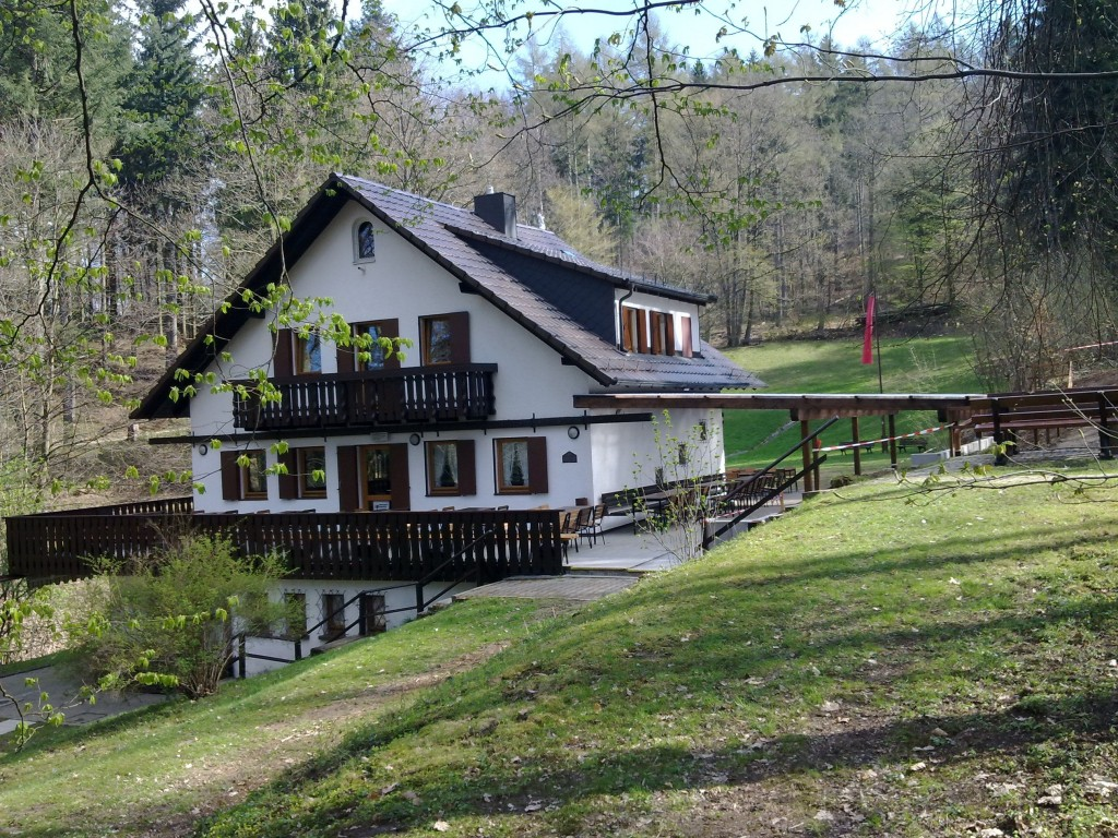 NaturFreunde-Haus Schriesheimer Hütte