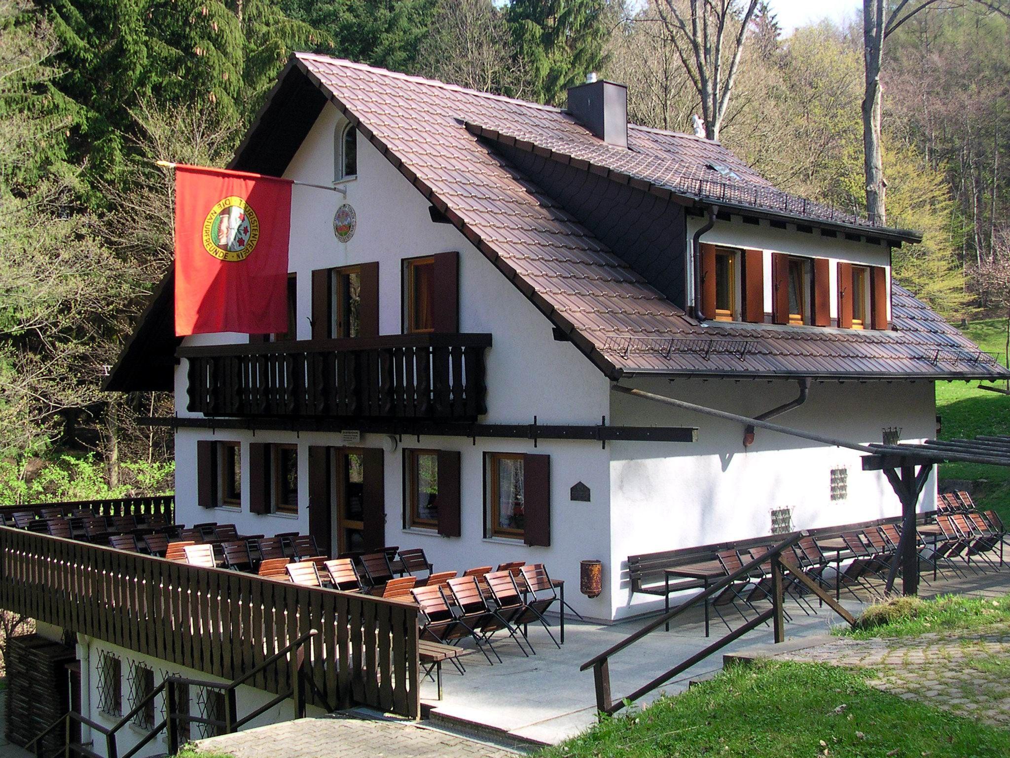 NaturFreundehaus Schriesheimer Hütte